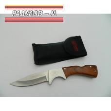 Сгъваем нож с калъф Т206 / 763