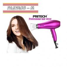 Сешоар PRITECH TC-2197 / 2200 W / 2988