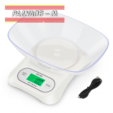 Електронна домакинска везна WH-B26, акумулаторна / 2295