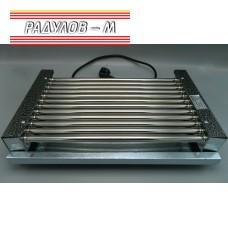 Електрическа скара без капак 1600W / 70044