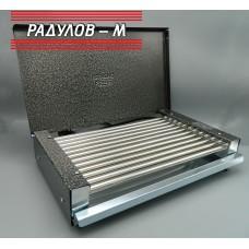 Електрическа скара с капак 1600W / 70045