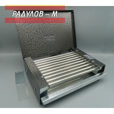 Електрическа скара с капак 900W / 70046