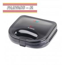 Сандвич тостер ЕК-1061 черен / 70751