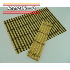 Бамбукова подложка за маса / 1605