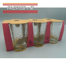Комплект шест чаши 205мл / 200850