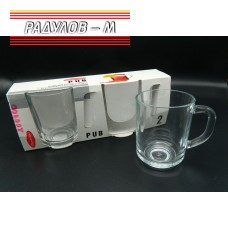Комплект две чаши 250мл / 200900