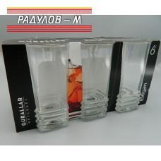 Комплект шест чаши 340мл / 200901
