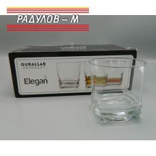 Комплект шест чаши за уиски / 200903