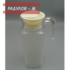 Кана с пластмасов капак / 200995