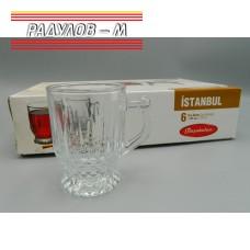 Комплект шест чаши за чай 155мл / 201051