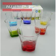 Комплект шест чаши за уиски / 201088