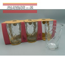 Комплект шест чаши 205мл / 201091