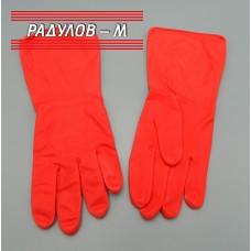 Домакински ръкавици размер М / 201119