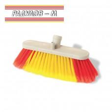 Авто четка Zambak Plastik Economy 6 реда 17 см / 201434