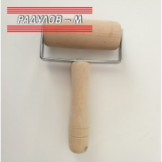 Мини дървен валяк / ролер  за тесто / 2350