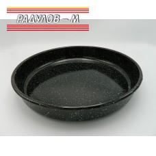Тава емайл кръгла 30см / 30004-3