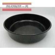 Тава емайл кръгла 30см / 30054