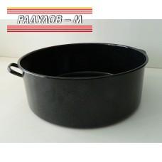 Тава емайл 50л кръгла / 30167