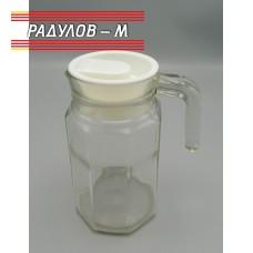 Каничка с пластмасов капак / 5511