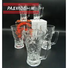 Комплект шест чаши / 5512