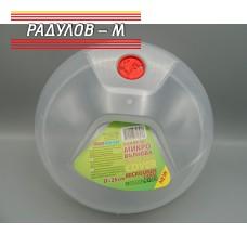 Капак за микровълнова ф25см / 600804