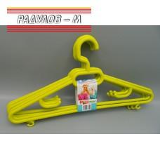 Закачалки за дрехи 5бр / 600830
