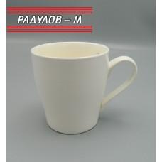 Чаша порцелан бяла / 6452