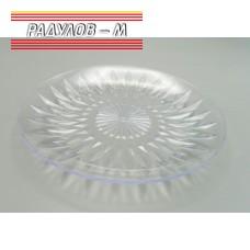 Чинийка пластмасова ф20см / 6710