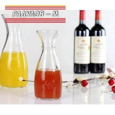 Гарафа Pasabahce Бакхус 500мл  за вино и други напитки / 800048