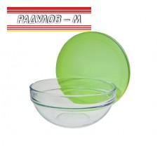 Купа универсална стъкло с капак Pasabahce Chef's ф14 см / 800111