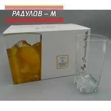 Комплект шест чаши 305мл / 800228