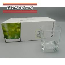 Комплект шест чаши за водка 205мл / 800232