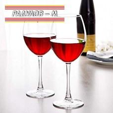 Комплект две чаши Pasabahce Enoteca вино 510мл / 800237