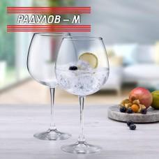 Комплект две чаши за вино Pasabahce Енотека 630 ml / 800240