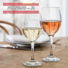 Комплект шест чаши Pasabahce Малдив вино 250мл / 800305