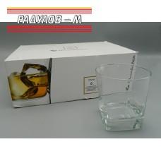 Комплект шест чаши за уиски 310мл / 800365