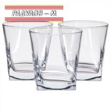 Комплект три чаши за водка 205мл / 800525