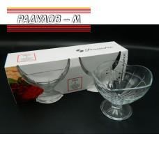 Комплект две чаши за сладолед / 800545