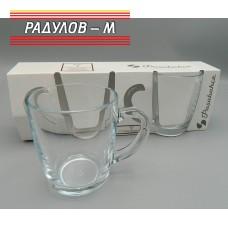 Комплект две чаши широки 340мл / 800553