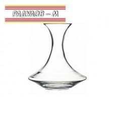 Гарафа за вино и други напитки ръчна 1л / 800930