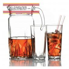 Комплект шест чаши с кана / 800651