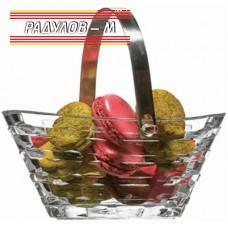 Кристална купа кошница 20.5см Pasabahce Ратан / 800843