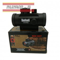 Оптически прицел бързомер Bushnell 1x40 , бързомерец / 3547