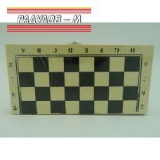 Шах дървен 25см / 1392