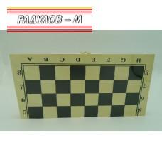 Шах дървен 34см / 1393