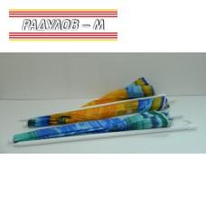 Плажен чадър 80см с чупещо рамо / 145-1