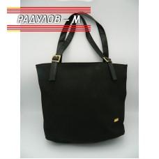 Дамска кожена чанта / 3381-10