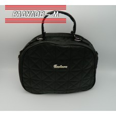 Дамска кожена чанта / 3381-15