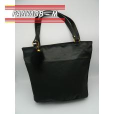 Дамска кожена чанта / 3381-7
