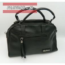 Дамска кожена чанта / 3387-20